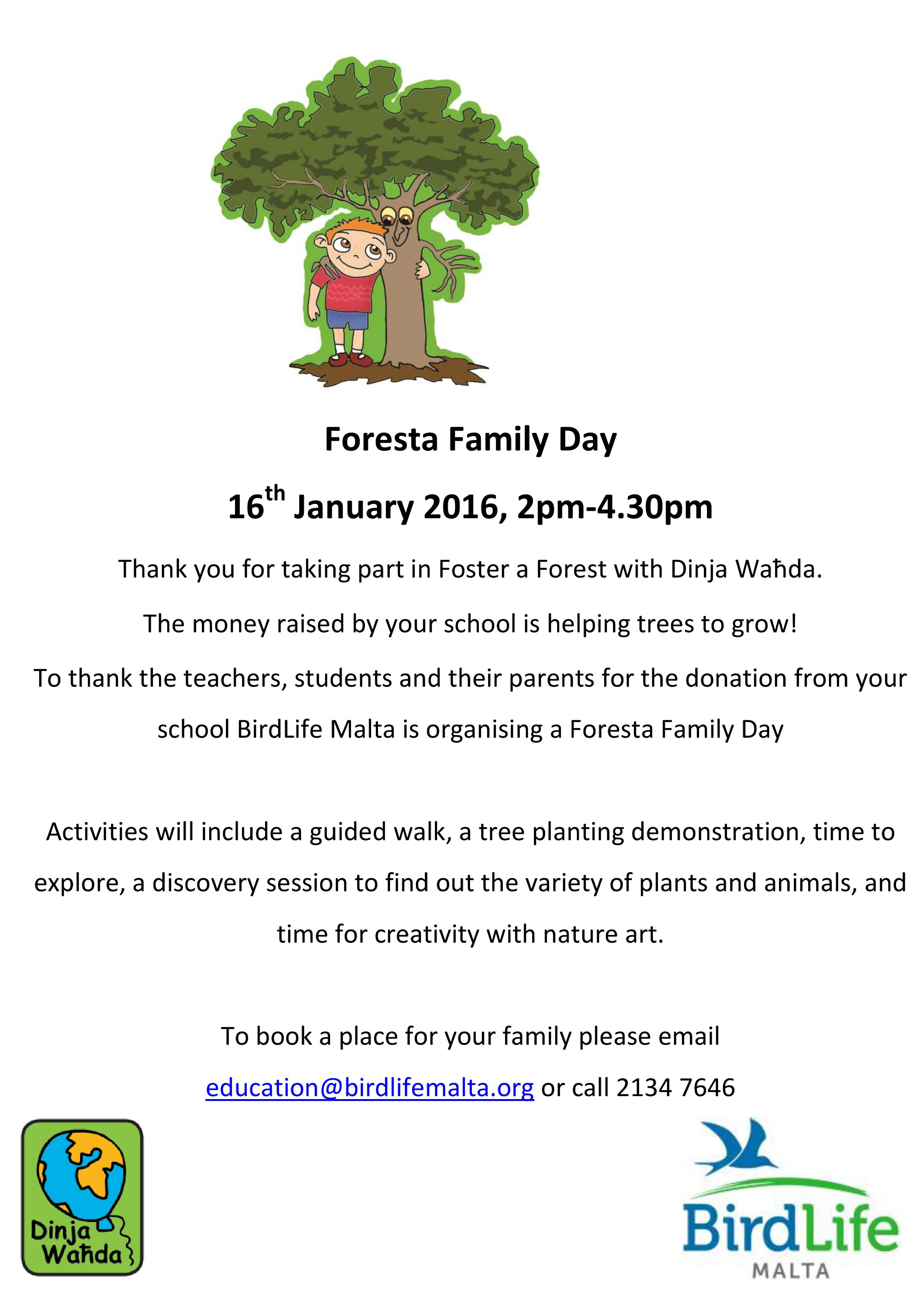 Foresta Family Day