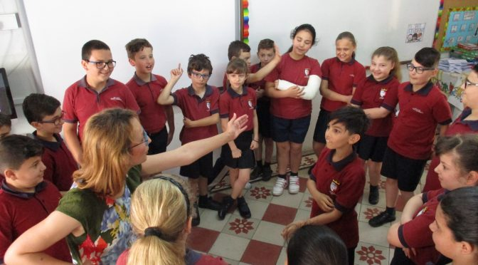 The Pestalozzi Programme at Zabbar B